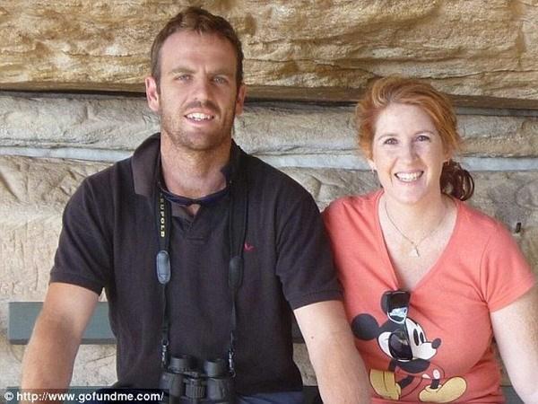 Kết quả hình ảnh cho Michaela, 38 tuổi và James Reece, 34 tuổi