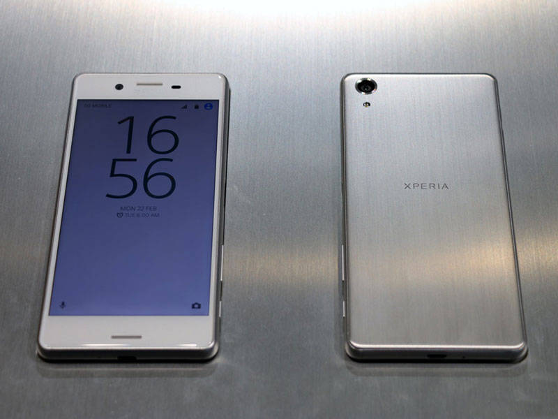 Điện thoại SONY xách tay: Sony xperia X, XA, X PERFORMANCE , Z5 giá rẻ duy nhất