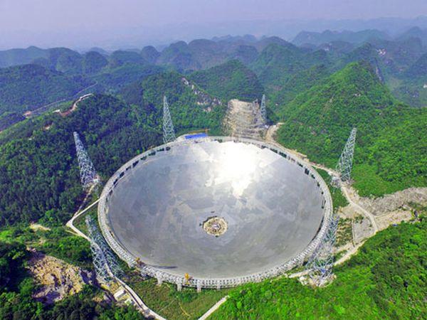 Kính viễn vọng lớn nhất TG chính thức khởi động ngày 25/9