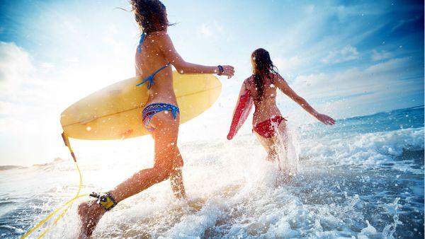 5 lý do khiến bạn cần đi biển cuối tuần này