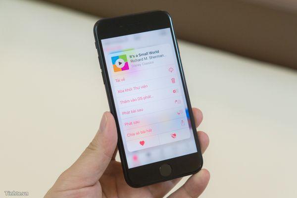 Bạn có thể làm gì với 3D Touch trên iOS 10?
