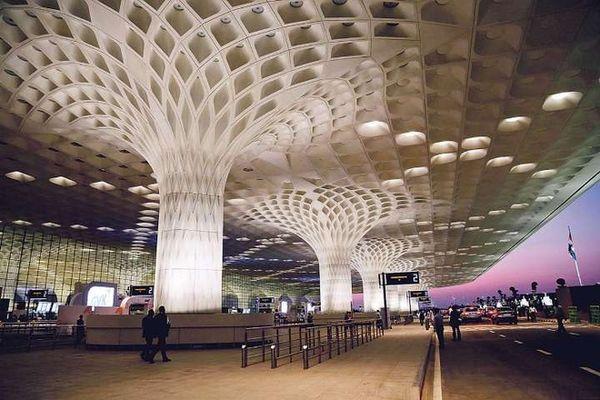 8 sân bay đẹp nhất thế giới