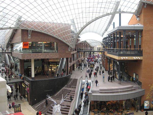 Trung tâm thương mại tại Anh sẽ bùng nổ vào năm 2017