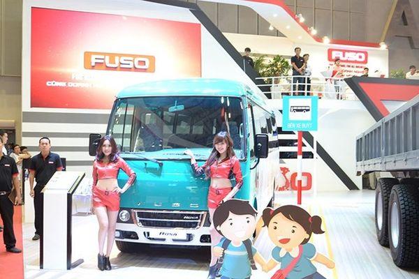Sẽ có triển lãm xe tải Việt Nam