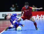 ĐT Futsal Việt Nam ngược dòng ngẹt thở trước Đài Loan