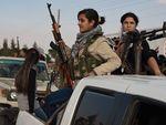 Không kích Nga giúp người Kurd chiếm căn cứ quân sự gần Thổ Nhĩ Kì