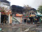 Hàng loạt vụ cháy đầu năm mới