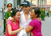 Ảnh: Trại tạm giam Chí Hòa vỡ òa hạnh phúc ngày đặc xá