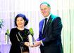 Vinamilk khẳng định vị thế thương hiệu quốc gia hội nhập toàn cầu