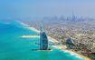 Quy mô khổng lồ và ấn tượng của Dubai nhìn từ trên cao