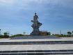 Hà Tĩnh: Quảng trường đầu tư 26 tỷ đồng, thi công 5 năm vẫn ngổn ngang