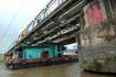 Cấp thiết xây trụ chống va trôi đường thủy