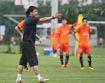 Thầy trò Hữu Thắng tập huấn Hàn Quốc 15 ngày trước thềm AFF Cup