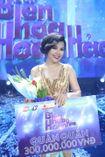 Lệ Ngọc giành quán quân 'Biến hóa hoàn hảo'