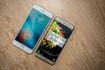 Hình ảnh so sánh thiết kế và hoàn thiện: Note 7 và iPhone 6s Plus
