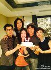 Song Seung Hun bị đồn thờ ơ với Lưu Diệc Phi
