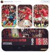 Patrice Evra bất ngờ nhắc lại chiến thắng 8-2 của MU trước Arsenal