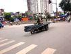 Xe thô sơ được các tỉnh đưa vào báo cáo thường kỳ an toàn giao thông