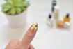 Đầu tuần, tô sơn móng tay hình trái dứa ngọt ngào đến công sở