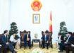 Thủ tướng tiếp một số Tập đoàn Hàn Quốc