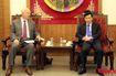 Bộ trưởng Nguyễn Ngọc Thiện tiếp Đại sứ Liên bang Nga