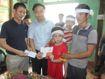 LienVietPostBank hỗ trợ nhân dân vùng lũ Hà Tĩnh 600 triệu đồng
