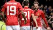 Highlights Manchester United 1-0 Manchester City