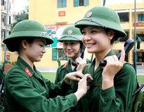 Những thay đổi trong tuyển sinh quân sự năm 2015