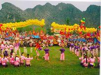 Ninh Bình tổ chức lễ hội truyền thống Trường Yên