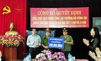 Chủ Tịch UBND tỉnh Lào Cai: Thưởng 200 triệu đồng cho Ban chuyên án vụ bắt giữ 227 bánh he rô in