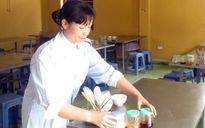 Nữ bếp trưởng nuôi quân giỏi