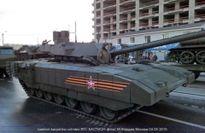 Siêu tăng Armata bất động trên Quảng trường Đỏ là 'sự cố nằm trong kế hoạch'