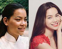 Sững sờ trước sự thay đổi nhan sắc của 6 mỹ nhân Việt