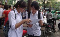 Hà Nội: Một số trường tổ chức thi thử cho học sinh trúng đề Văn