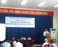 LHH tổ chức hội thảo về đạo đức và kỹ năng nghề nghiệp trong báo chí