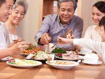 Cùng nâng niu bữa cơm gia đình