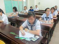 66 thí sinh ở khu vực phía Nam bị đình chỉ thi