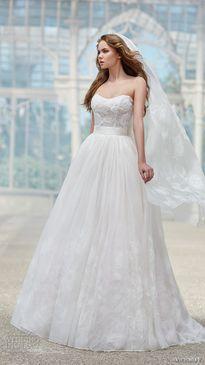 Váy cưới tinh khôi của nhà thiết kế Italy
