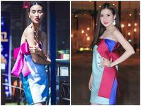Những pha đụng váy áo dự sự kiện của sao Việt
