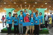 Đoàn Olympic Tin học Việt Nam xếp thứ tám thế giới