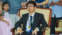 Huy chương Vàng Olympic Hóa học quốc tế 2015: Mơ làm bác sỹ