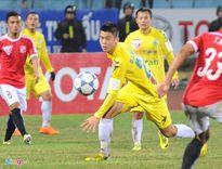 Á quân V.League gặp khó vì phút nông nổi của tiền vệ U23 VN