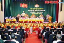 Đảng bộ huyện Hương Khê khai mạc Đại hội nhiệm kỳ 2015-2020