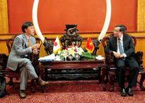 JICA tiếp tục triển khai dự án cải thiện môi trường nước ở Huế