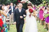 Cô dâu Việt ở nước ngoài chọn ngày cưới