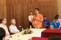 GS đoạt Nobel vật lý: Học sinh Việt Nam rất xuất sắc
