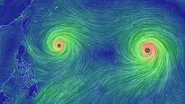 Tin bão Goni mới nhất 20/8: Hướng di chuyển không vào Biển Đông