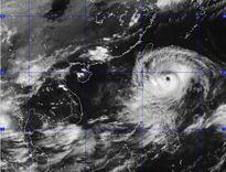 Bão Goni có thể phát triển thành siêu bão, hướng về biển Đông