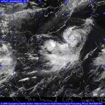 Tin bão Goni mới nhất chiều 22/8: Không vào Biển Đông, đang tiến về Nhật Bản