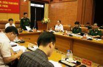Đoàn công tác Ban Nội chính Trung ương làm việc tại Bộ Quốc phòng
